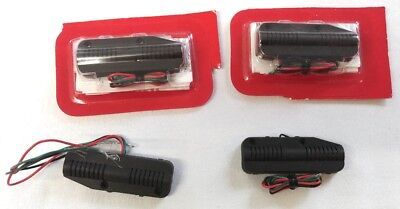 4 x Hornby R8243 Surface Mounted Point Motors OO Gauge
