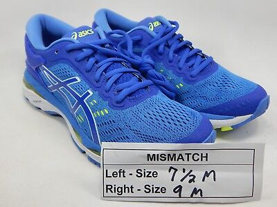 ba3cce8f3a1 MISMATCH Asics Gel Kayano 24 Size 7.5 M Left   9 M Right Women s Running  Shoes