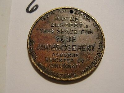 New York 1939-40 Worlds Fair Souvenir*** Advertising Token  Lot 6