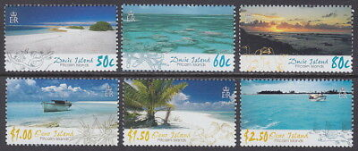 PITCAIRN ISLANDS - 2005 Scenery - 1st issue (6v) - UM / MNH