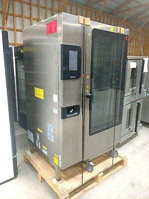 NEW Convotherm Full Size Natural Gas Roll-In Commercial Combi Oven C4eT20.20GB