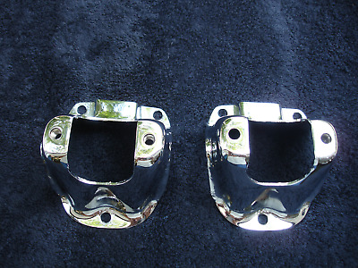 1965-1966 MUSTANG Chrome Shock Towers