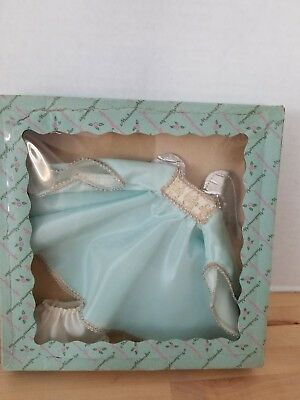 """Vintage Madame Alexander 8"""" Maggie Mix-Up Angel Outfit In Original Box"""
