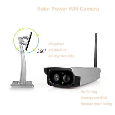 1080P HD Security Camera Rechargeable Wire-Free Camera with Audio Indoor Outdoor