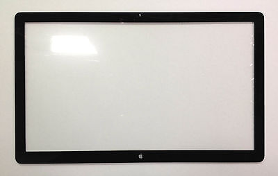 "Apple LED Cinema Display Glass Cover 27"" P/N: 922-9344 Model: A1316 ** NEW  **"