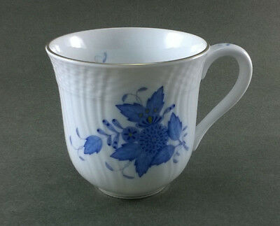 Herend  Blue Chinese Bouquet Coffee Mug