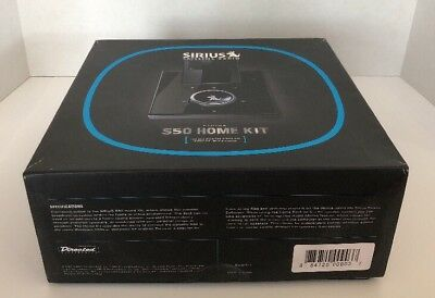 Sirius Satellite Radio S50 Home Kit S50-H1 New in Box