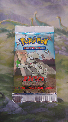 Pokemon Booster Neo Discovery, OVP sealed, english, Smeargle Artwork
