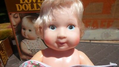 LOOK 'N' LOVE DOLLY BY REMCO -1978 NEW IN BOX includes the cellophane head band