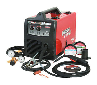 Lincoln Electric Pro MIG 180 Wire Feed Welder, New, Free Shipping