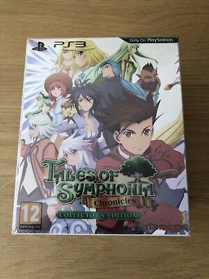 PS3 Tales Of Symphonia Chronicles Collector PAL Fr