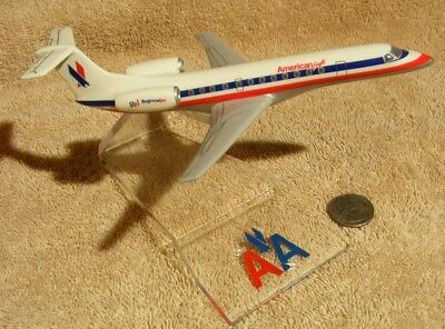 Pacmin American Airlines - Eagle - ( RJ Regional Jet ) / w Stand Desk Top Scale