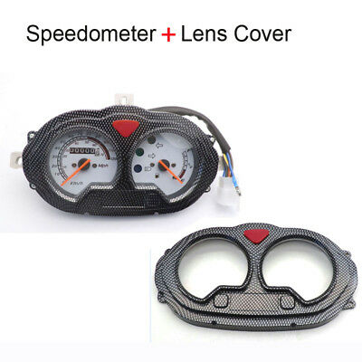 GY6 50 150cc Scooter Speedometer Light Gas Gauge + Lens Cover For Keeway B08