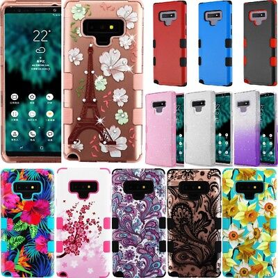 Samsung Galaxy Note 9 Case TUFF Hybrid Phone Cover Shockproof Impact Tested