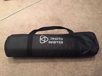 60cm Square Photo Studio Soft Box Tent Led Light. NO RESERVE/UK SELLER