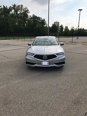 2018 Acura TLX Technology Package plus Acura remote engine start 2018 Acura TLX with Technology Package