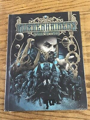D&D Mordenkainen's Tome of Foes Limited Edition Cover