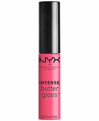 NYX Intense Butter Gloss IBLG19 Macaroon ~ New AND Sealed