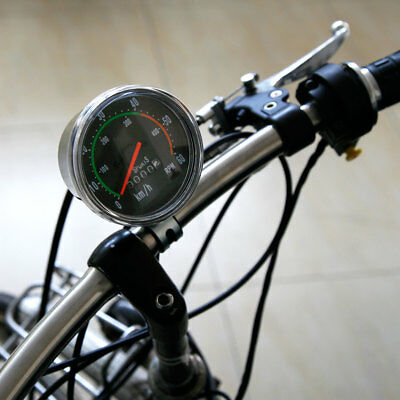 Vintage Old Style Speedometer Fits 49cc 60cc 80cc Motorized Bicycle Motor New KH