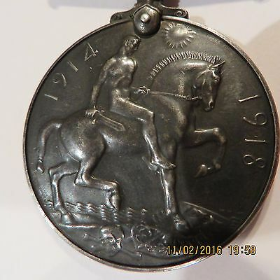 Collectible Wwi War Medal