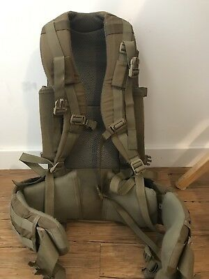 Mystery Ranch Nice Frame Size Medium Backpack - COYOTE BROWN