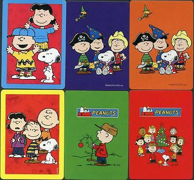 Snoopy Theme Swap Cards In Excellent Condition (New)