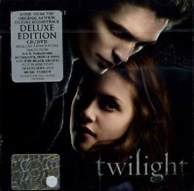 Various Artists-Twilight Soundtrack (UK IMPORT) CD NEW