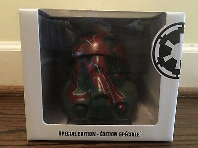 "DISNEY Star Wars Legion STORM TROOPER 6"" Collectible Vinyl Figure Boba Fett"