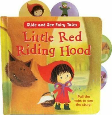 NEW Little Red Riding Hood By Parragon Books Ltd Board Book Free Shipping