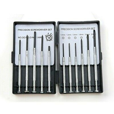 11 Precision Mini Screwdriver Set Phone Watch Jewellery Electronic Repair Tool