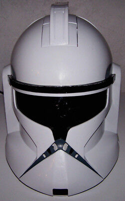 Star Wars Clone Trooper Helmet mask, Full Face, Voice Changing