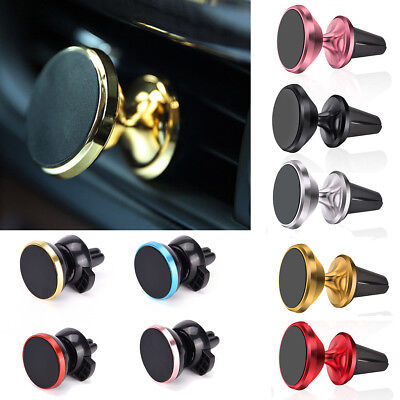 Universal Magnetic Car Holder Mount Air Vent Stand For Smart Phone GPS PDA New