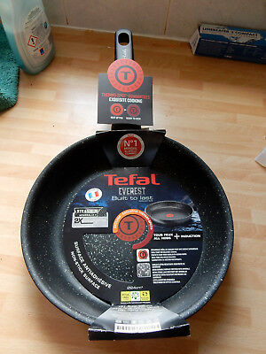 Tefal Everest 24cm  Easy Clean Non-Stick frying pan, New and Post free