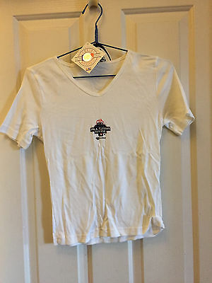 Mlb Baseball Sale - 2003 All Star Game Ladies T-Shirt - New With Tags - Size M