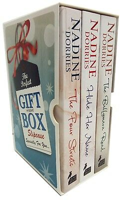 Nadine Dorries Collection Four Streets Trilogy 3 Books Gift Wrapped Box Set New