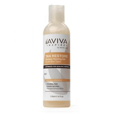 Aviva labs Tan Restore 116ml All