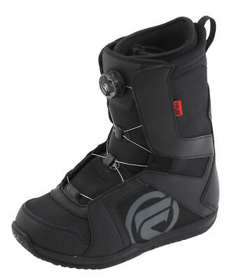 Flow VEGA BOA Boot 2013 black Snowboard