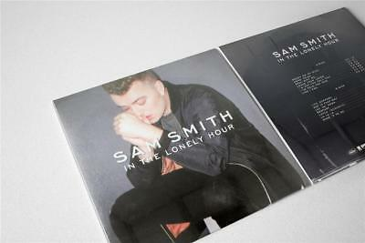 SAM SMITH | In The Lonely Hour | SEALED 1st Pressing 2014 EU LP Capitol Records