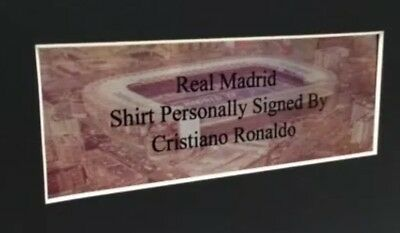 Plaque For Signed Shirt Display Frame Own Text