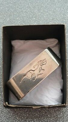 Falstaff Vintage Once Upon A Time Silver Plate Napkin Holder