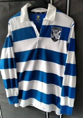 Canterbury Bankstown Bulldogs NRL Rugby League Jersey Small