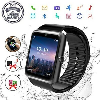 Smart Watch, Bluetooth Smart Watch for Android Phones Fitness Tracker Wrist Watc