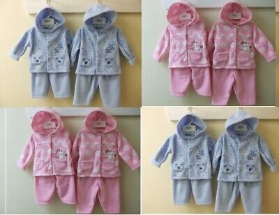 Girls Winter Babies Babywear Clothes Jacket Jumper Trouser Joggers All In One