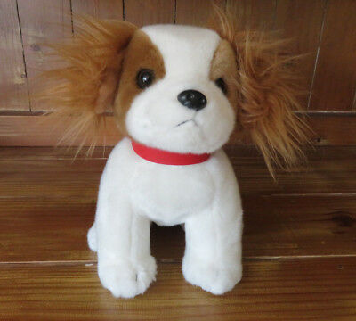 TY Beanie Buddy - REGAL the King Charles Spaniel Dog / Hund - neu -