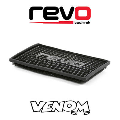 REVO ProFilter High Performance Air Intake Panel Filter MQB 1.6 1.8 2.0 TSI TDI