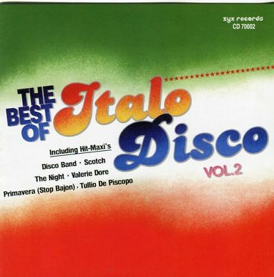2CD VARIOUS - The Best Of Italo Disco Hits Vol  III 2cd