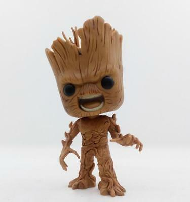 Guardians of the Galaxy Angry Groot Funko POP! #84 PVC Figure Toy Gift