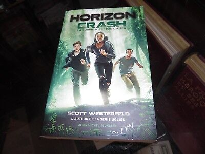 Horizon - tome 1: Crash. Scott Westerfeld