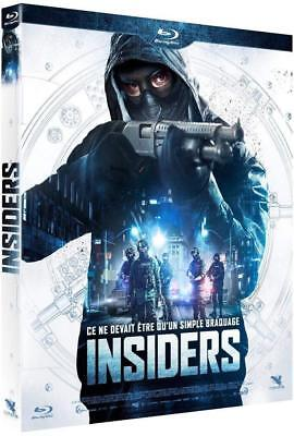 Insiders  Blu Ray  Neuf Sous Cellophane