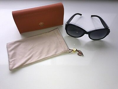 Tory Burch Sunglasses Polarized TY7077 Tortoise Black Brown Color